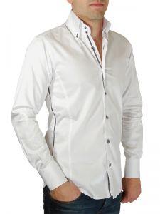Des chemises italiennes à bon prix! dans Shopping chemise-homme-meadrine-blanche-monsieurchemise